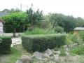 une vue du parc paysager